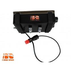 Porta Roadbook Manual + Soporte para Barra 12 mm + Iluminación led